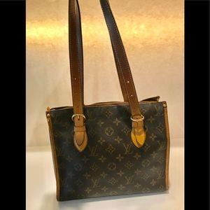 Louis Vuitton Monogram Popincourt Handbag